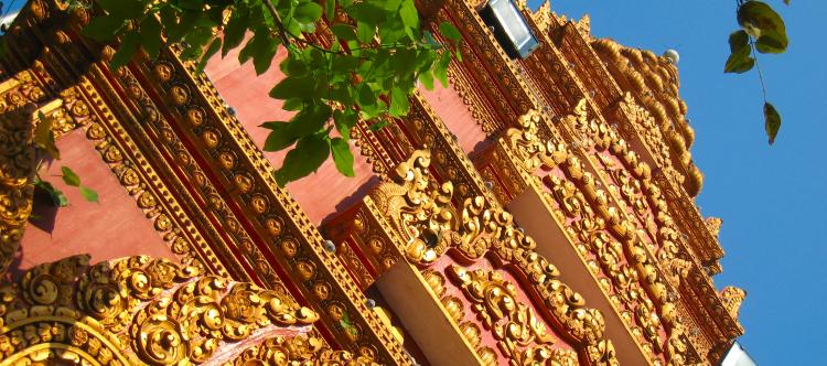 Pagoda Wat Phnom 1
