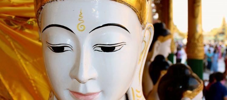 Pagoda dorada de Shwedagon 2