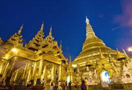 Pagoda dorada de Shwedagon