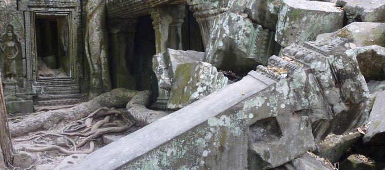 Ta Prohm: Ruins