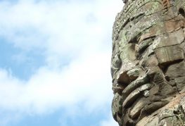 Ta Prohm: Tower Face