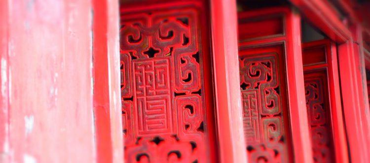 Templo Ngoc Son 1