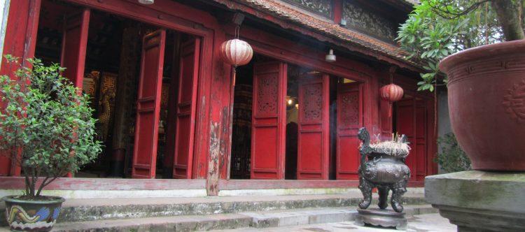 Templo Ngoc Son 2