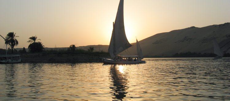 Faluca Nilo