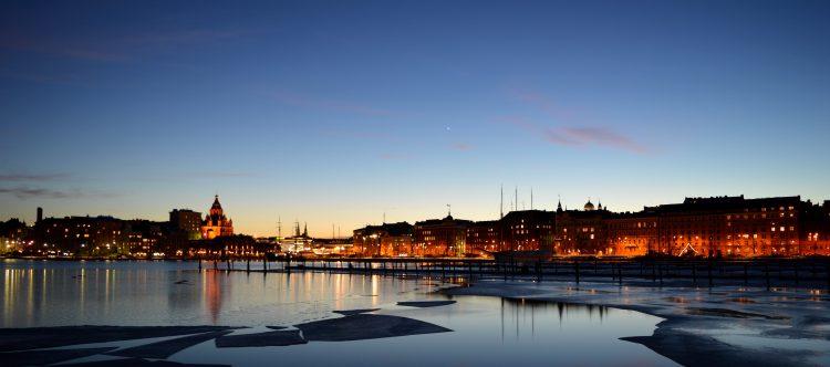 Helsinki panorámica