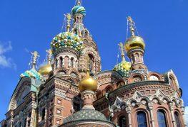 San Petesburgo catedral