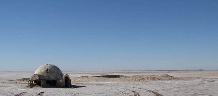 Chott el-Jerid, Lars Homestead (Star Wars)