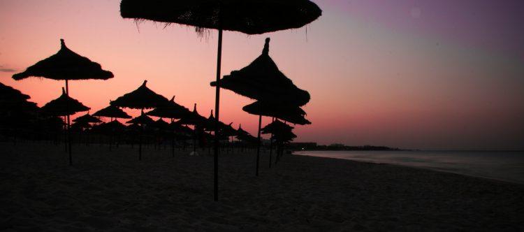 Sousse playa