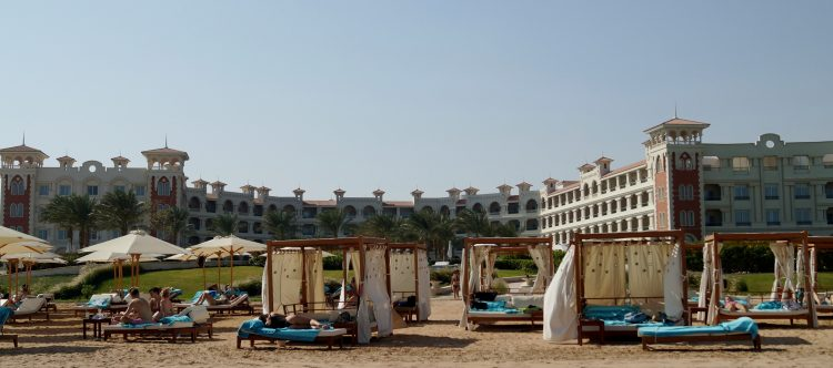 Hurghada playa